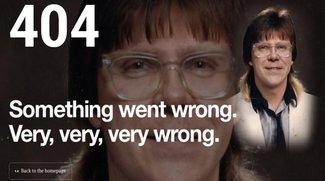 Error 404: Die 20 schönsten Fehlerseiten im Netz