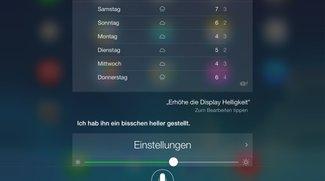 90 Siri-Befehle: Anrufen, Wecker stellen, Mails schreiben, Apps öffnen etc.