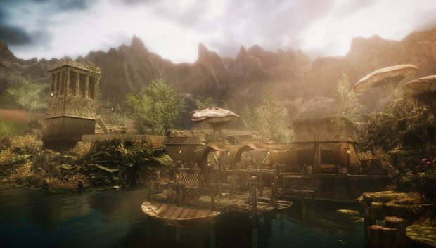 Skyrim: Modifikation bringt ganz Morrowind nach Himmelsrand