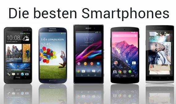 smartphone vergleich 5 der besten android smartphones im berblick. Black Bedroom Furniture Sets. Home Design Ideas