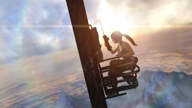 Tomb Raider - Definitive Edition: Lara Croft bald auch auf PS4 und Xbox One