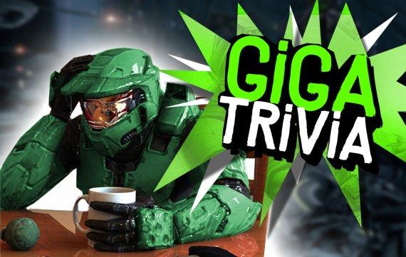GIGA Trivia #27: Der Master Chief im Halo-Spezial