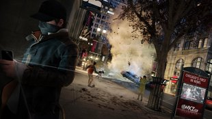 Watch Dogs: Beinhaltet 110 Minuten Cinematic-Cutscenes