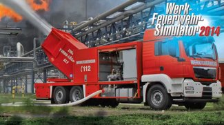 Werkfeuerwehr-Simulator 2014