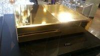 Xbox One: Holt euch eine goldene Konsole für schlappe 7100 Euro