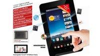 Aldi-Tablet: Quad Core-7-Zoller Medion Lifetab E7316 (MD 98282) ab 19. Dezember für 99,99 Euro