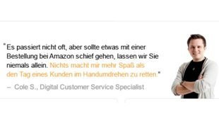 Amazone Telefonnummer