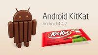Android 4.4.2 für ausgewählte Nexus-Geräte wird ausgerollt