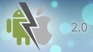 Pohlükarbonat und mehr: Android vs. Apple 2.0