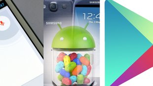 Android-Charts: Die androidnext-Top 5+5 der Woche (KW 49/2013)