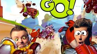 Angry Birds Go! oder wie man ein tolles Spiel verhauen kann (Gameplay)