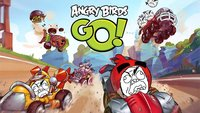 Angry Birds Go: Mini-Racer für iOS und Android macht angry [Kommentar+Gameplay]