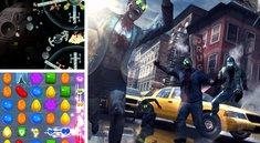 Spiele-Updates: Neue Levels für Candy Crush Saga, Angry Birds - Star Wars und Dead Trigger 2