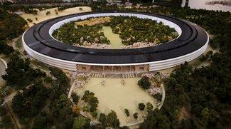 Auf der Suche nach Kupfer: Einbruch in Apple Campus