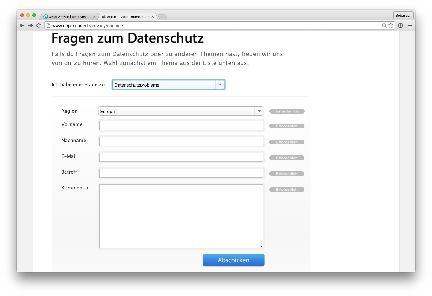 Click And Buy Konto Löschen