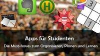 Apps für Studenten: Die Must-haves für jede Vorlesungszeit