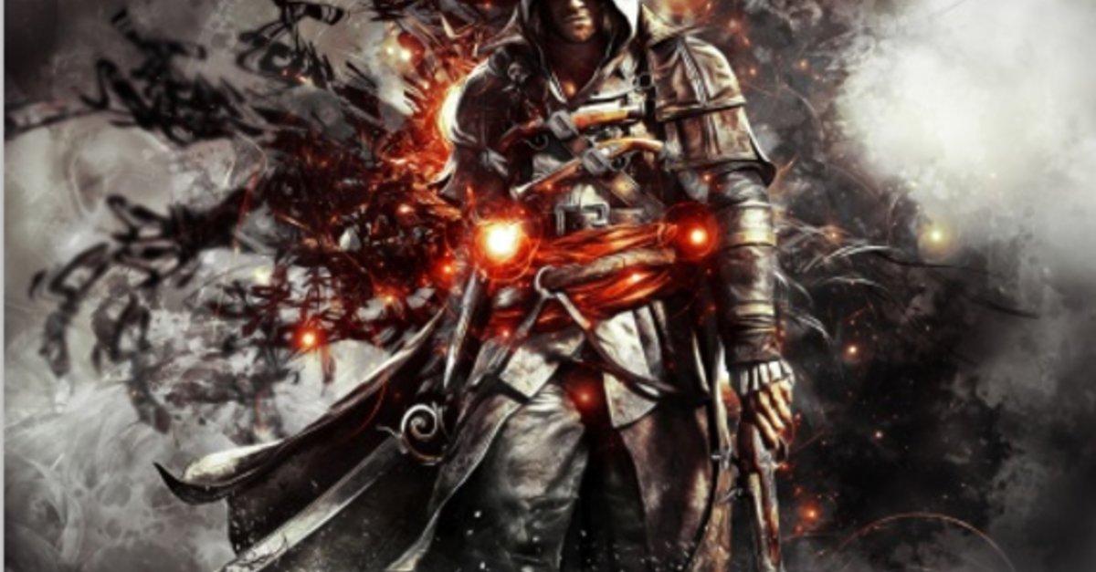 Assassin's Creed 4: Black Flag – Easter Egg nach Monaten ...