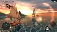 Assassin's Creed - Pirates: Fulminanter Seeschlachten-Simulator im Play Store eingefahren