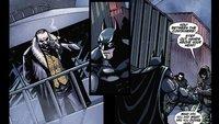 Batman Arkham Origins: Digitaler Comic zum Spiel für iOS erhältlich