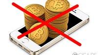 Das ergibt keinen Sinn: Apple verbannt Bitcoin aus dem App Store