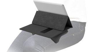 Schutzhülle mit Sitzkissen für iPad und Co: Booncase im Test