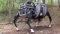 Boston Dynamics: Google kauft Unternehmen, das gehende und laufende Roboter entwickelt