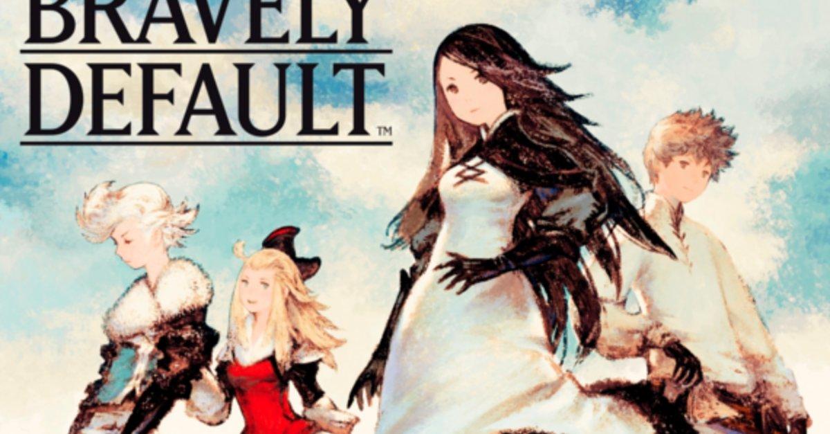 Bravely Default: Japan-Rollenspiel für den Westen zensiert