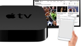 Apple TV: Browser vorgestellt (iPhone oder iPad notwendig)