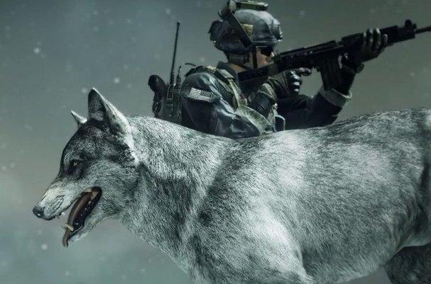 Call of Duty - Ghosts: Wolf-Skin bestätigt, kurzer Trailer