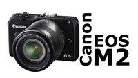 Canon EOS M2 – Offizielle Bilder aufgetaucht