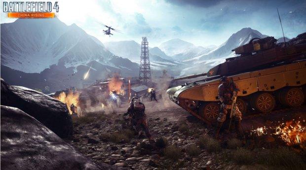 Battlefield 4: Update für Xbox 360-Version, Second Assault verfügbar