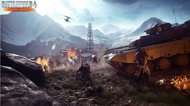 Battlefield 4: Double-XP-Weekend beginnt heute
