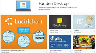 Chrome Apps jetzt für den Mac erhältlich