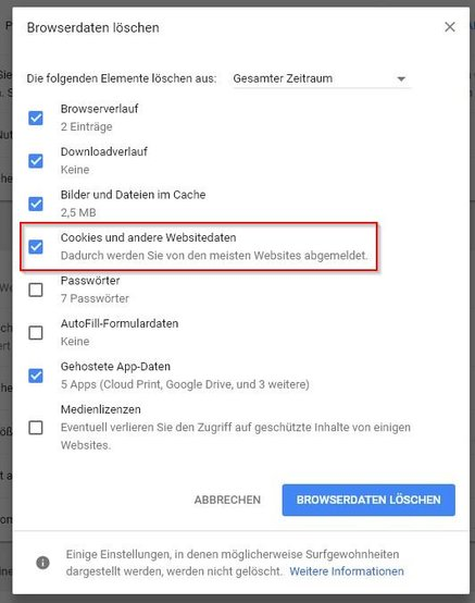 chrome-cookies-loeschen-browserdaten