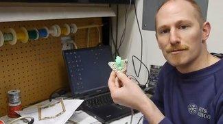 Für'n Arsch: Valve-Ingenieur erfindet alternative Controller