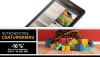 Deals: Huawei Ascend G700 für 215 Euro, diverse Saturn-Schnäppchen im eBay-Outlet