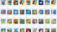 12 Disneyspiele im Play Store auf 49 Cent reduziert!