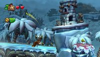 Donkey Kong Country Tropical Freeze: Cranky Kong mit von der Partie, Video