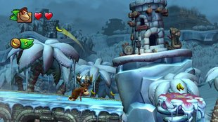 Donkey Kong Country - Tropical Freeze: Trailer zeigt euch die Charaktere