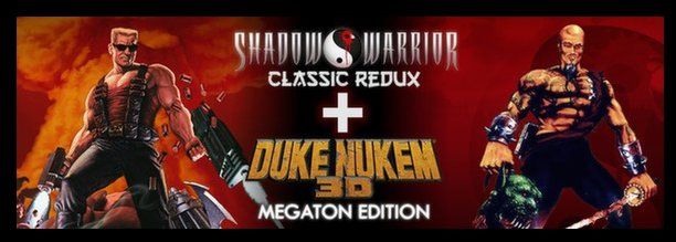 duke nukem + shadow warrior bundle