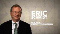 Google 2014: Eric Schmidts Ausblick ins neue Jahr