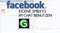 Facebook-Smileys selbst gestalten - Wir erklären, wie das geht