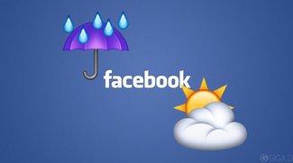 Betthupferl: Facebook, ein Schlechtwetter-Hobby (Infografik)