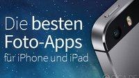 Die 10 besten Kamera-Apps für iPhone und iPad - mit Gewinnspiel