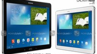 Samsung Galaxy Note Pro: 12,2 Zoll-Tablet in freier Wildbahn gesichtet?