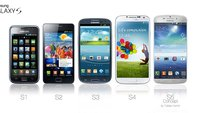 Samsung Galaxy S5: Mit QHD-Display zum MWC 2014 [Gerücht]