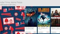 Play Movies-Aktion: Blockbuster & Klassiker ab 99 Cent leihen, ab 4,99 Euro kaufen – Dark Knight, Wall-E, uvm.