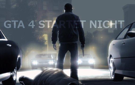 GTA 4 startet nicht: Fehler, Ursachen, Lösungen
