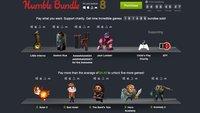 Humble Bundle PC & Android 8: Drei neue Titel zum Spielebündel hinzugefügt
