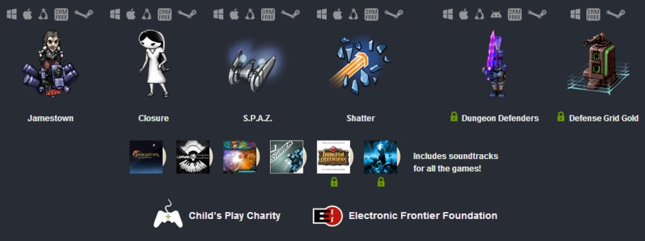 humble weekly bundle 051213